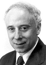 Joseph Goldstein, Photo: The Nobel Foundation