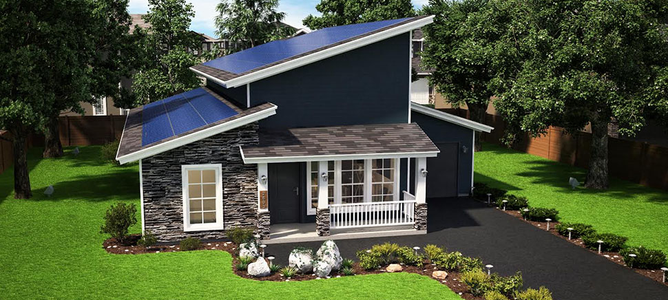 Solar homes could revitalize south dallas housing dallas - Cost of solar panels for 3 bedroom house ...