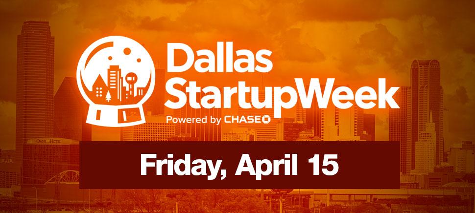 Startup Week Friday