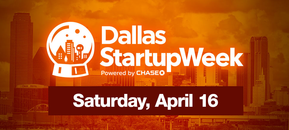 Startup Week Saturday