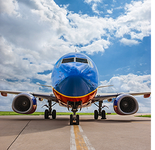 Photo courtesy of Southwest Airlines