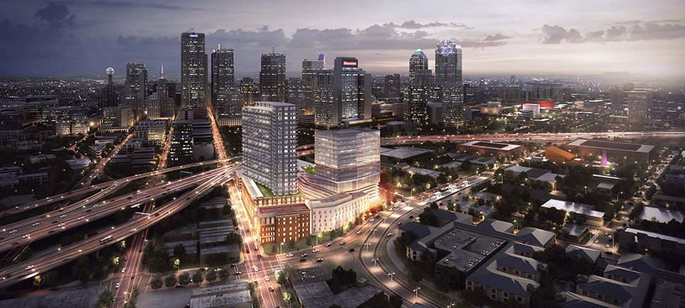 3 Things Kdc Looking To Add Deep Ellum High Rise 187 Dallas