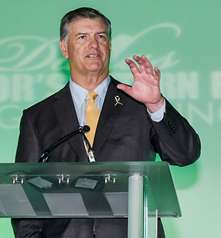 Dallas Mayor Mike Rawlings. [ Photo: James Edward ]