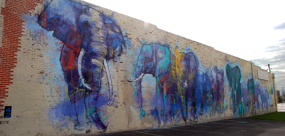 42 murals seeks artists to create new deep ellum works for Dallas mural artists