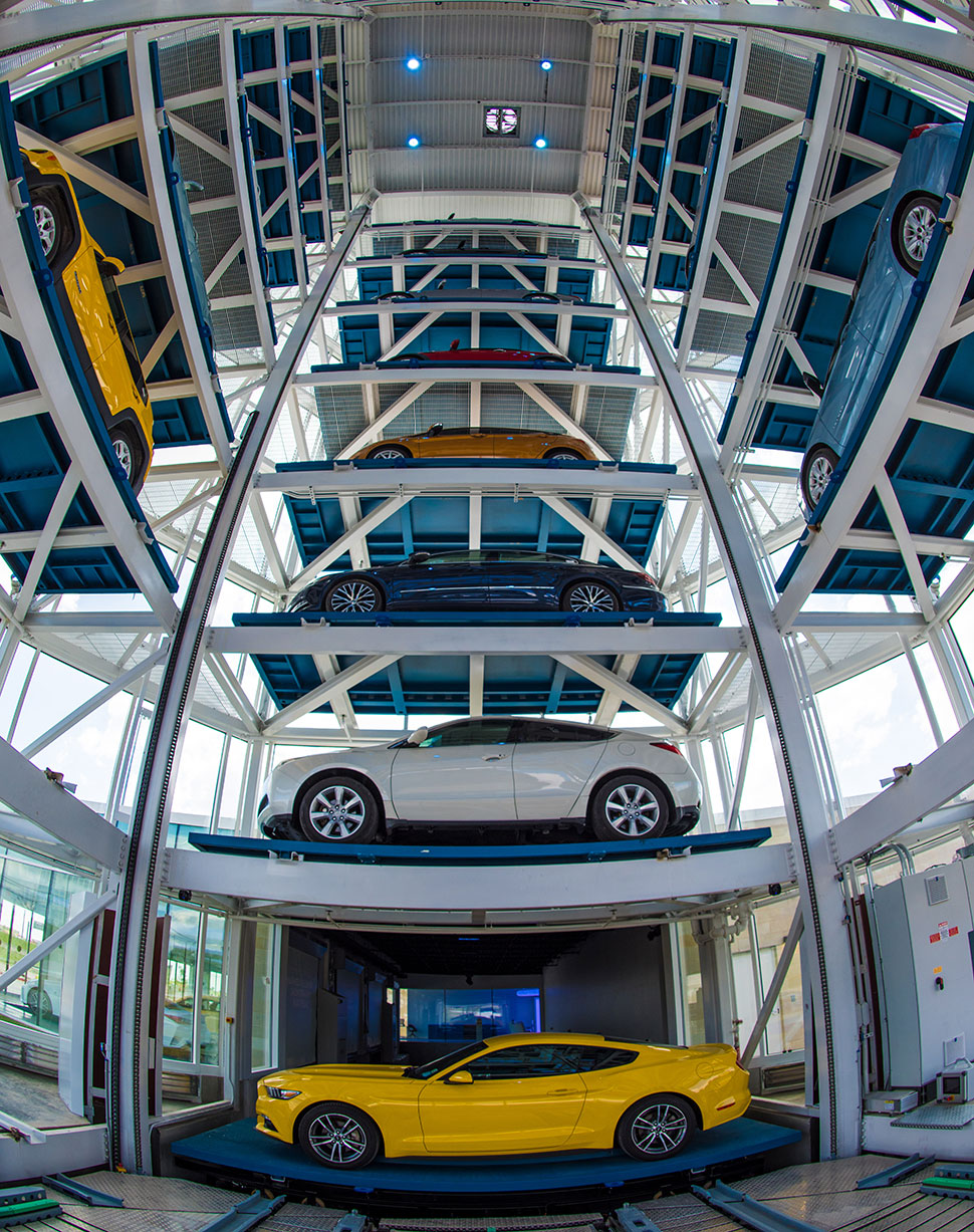 Dallas Used Car Dealerships >> Carvana's 7-Story Frisco Tower Open for Deliveries ...