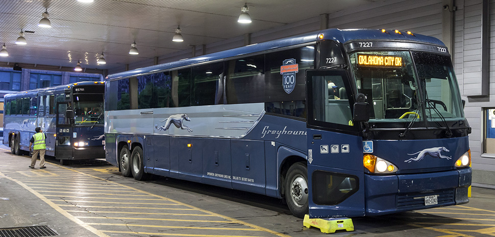 Greyhound, Google Maps Team to Aid Bus Riders » Dallas ...