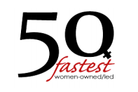 50 fastest women owned/lead companies