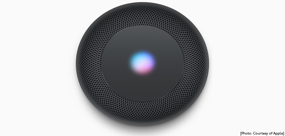 NPR plans to integrate the app into Apple's future voice-activated speaker launching in December, the Apple HomePod.