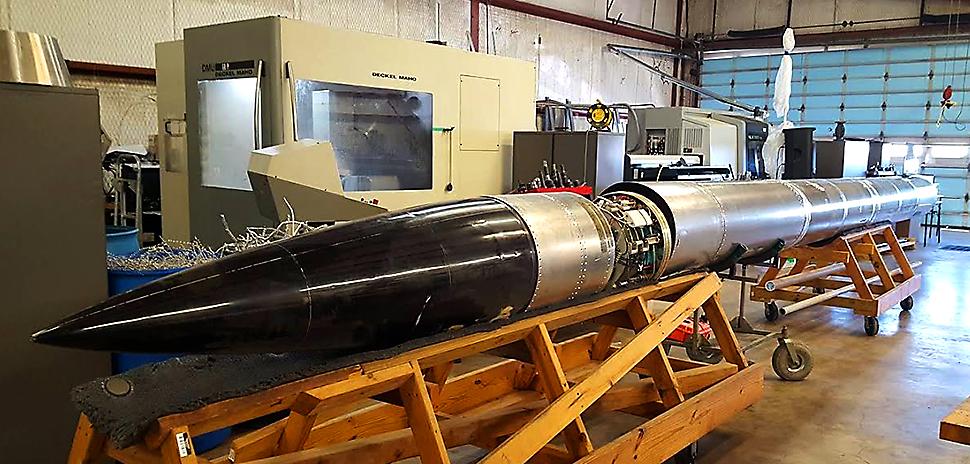 Exos SARGE reusalble rockets