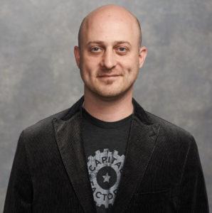 Joshua Baer of Capital Factory.