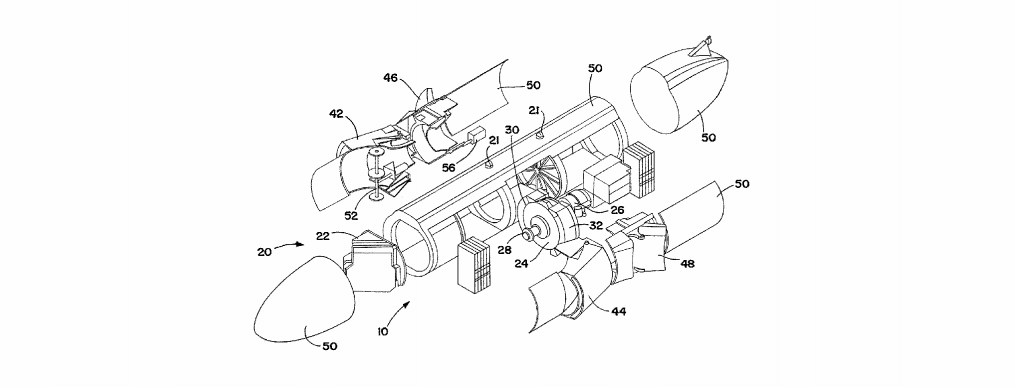 Raytheon Aug 8 patent granted