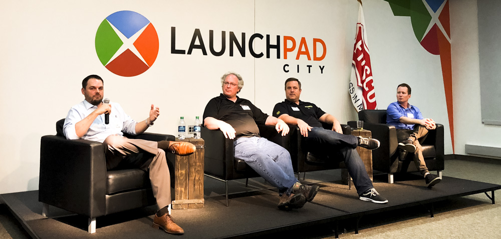 Panel and Play: Esports at Launchpad City in Frisco, Texas