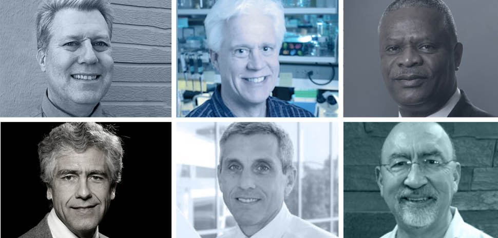 iC3 2017 BionorthTX summit: Clockwise, from left: Eric Olson, Tony Johnson, Ignacio Nunez, Frank Rosinia, Jon Weidanz, Kevin Nelson.