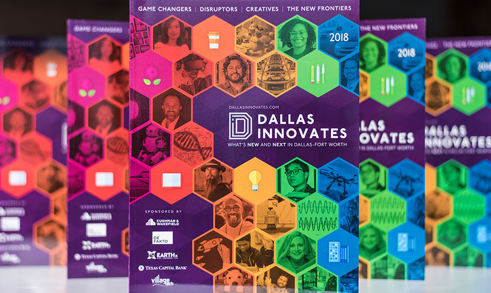 Dallas Innovates 2018, the magazine