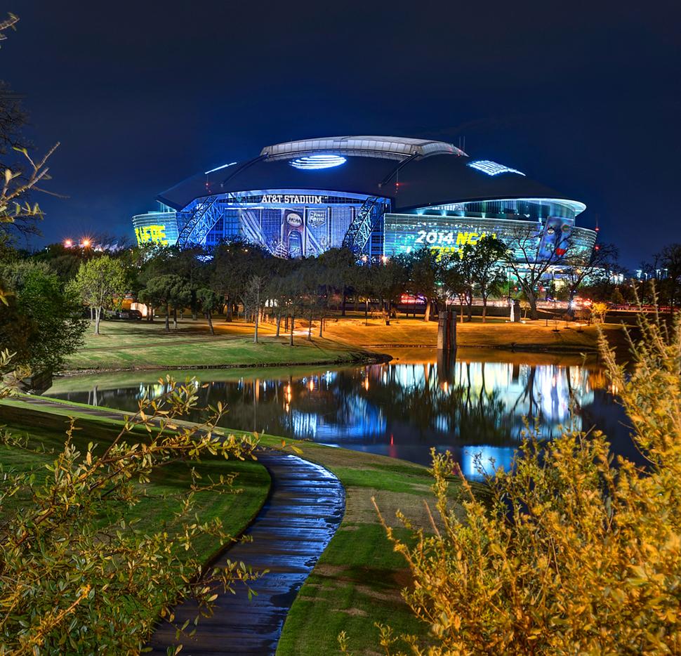 AT&T Stadium [Photo: Daniel L. Pope]