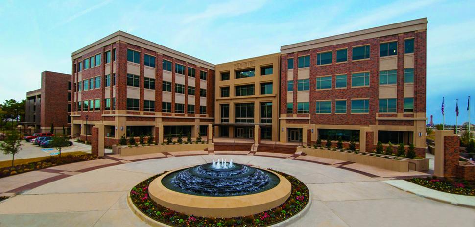 D.R. Horton's Arlington headquarters [Courtesy photo]