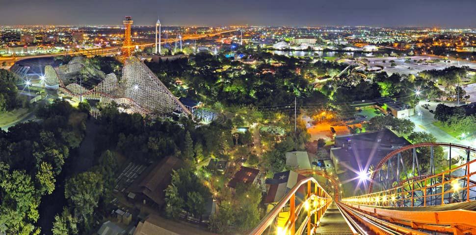 [Photo: Six Flags]