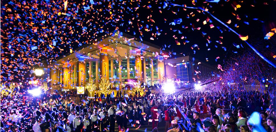 A University of Texas at Arlington homecoming. [Photo: UTA]