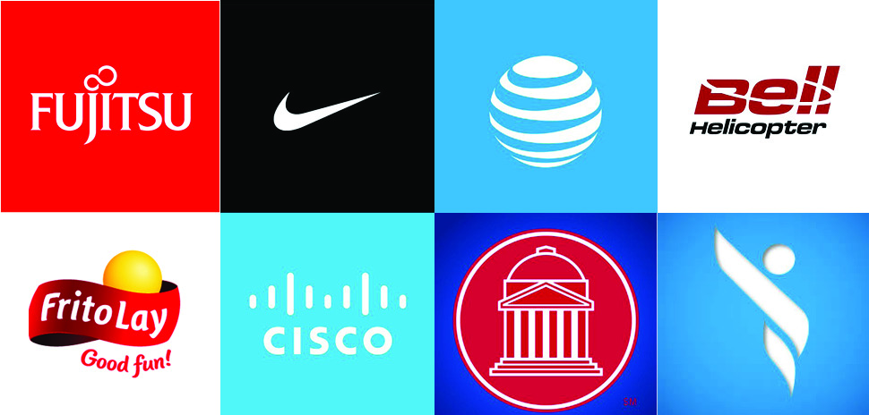 Patents this week were granted to Fujitsu, Nike, AT&T, Bell Helicopter, Frito-Lay, Cisco, SMU, and Endostim.