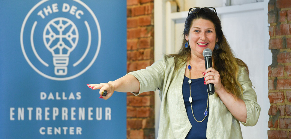 mompreneur Terese Hunwick of Thayer-Carver and Golden Seeds