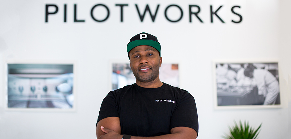 Pilotworks Dallas General Manager William Judge