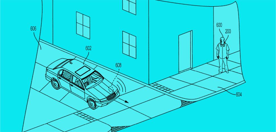 Toyota Patent No.9958275, Illustration USPTO