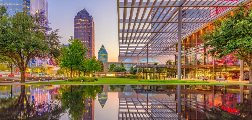 The Dallas Arts District