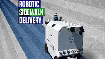 Robotic delivery